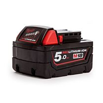 Milwaukee M18 B5 ACCU 5Ah 18v